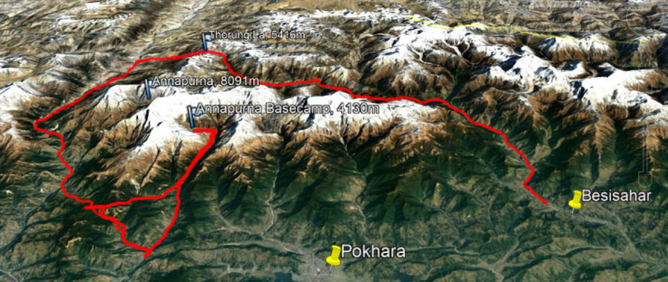 Annapurna Circuit and ABC